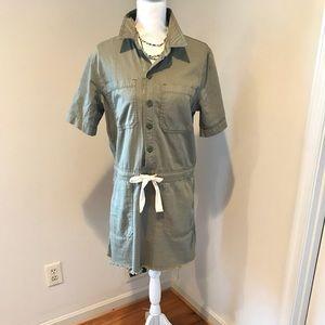 Lucky Brand Utility-Style Dress